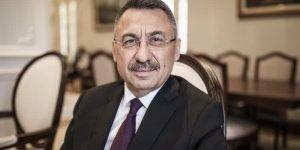 Başkan Yardımcısı Fuat Oktay'a İlk Görev