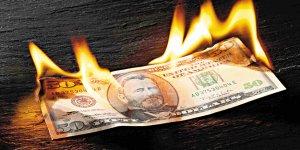Dolar'ın ateşi sönmüyor