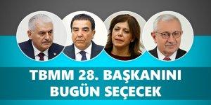 Meclis, bugün 28. Başkanını seçecek