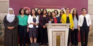 HDP Parlamento Kadın Grubu'ndan Leyla Güven açıklaması