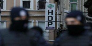 HDP Sancaktepe ilçe binasına polis baskını: 16 gözaltı