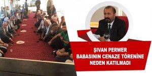 Kürt sanatçı Şıvan Perwer babasının cenaze törenine neden katılmadı?