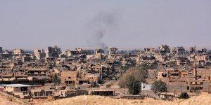 ABD öncülüğündeki koalisyon, Suriye'de yine sivilleri hedef aldı