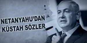 Netanyahu'dan Erdoğan'a küstah cevap!
