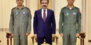 Tuğgeneral Kottaş, veda ziyaretlerine başladı
