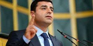 Engin'den HDP'ye Demirtaş eleştirisi