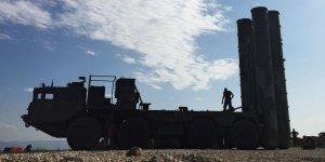 Rusya, Suriye'deki hava üssünün yakınında 2 İHA'yı vurdu