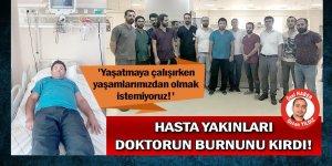 Diyarbakır'da Doktor'a saldırı
