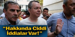 AK Partili Mehdi Eker'den, Rahip Brunson Açıklaması: Hakkında Ciddi İddialar Var!