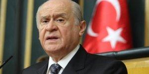 MHP Genel Başkanı Devlet Bahçeli: 'Ortada bir saldırı var'