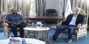 ABD'den Kobani'deki hastaneye yardım