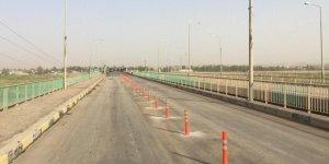Kerkük-Erbil karayolu 10 ay aradan sonra ulaşıma açıldı