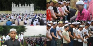 İslam aleminde Kurban Bayramı coşkusu