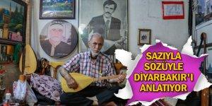 """""""Diyarbakır özlemi içimden hiç çıkmaz"""""""