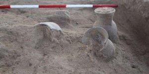 2 bin 500 yıl öncesine ait Bira kalıntıları