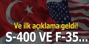 ABD heyetiyle Ankara'da 'F-35' görüşmesi