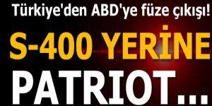 Dışişleri Bakanı Çavuşoğlu'ndan S-400 açıklaması!