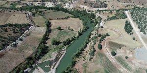 Tarımsal amaçlı sulama kanalları çalışmaları devam ediyor