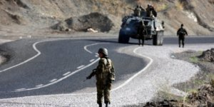 Yüksekova'da 1 asker şehit oldu