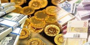 Serbest piyasada altın ve döviz fiyatları
