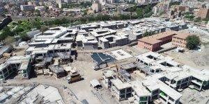 Yeni Diyarbakır evlerinde sona gelindi