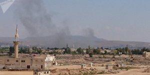 Şam yakınlarındaki hava üssünde mühimmat deposu patladı