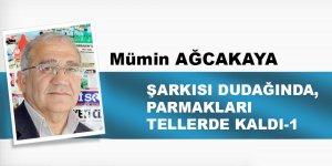 ŞARKISI DUDAĞINDA, PARMAKLARI TELLERDE KALDI-1