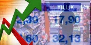 Enflasyon son 14 yılın zirvesinde