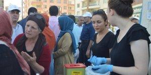 """Mardin'de """"sağlık panayırı"""" kuruldu"""