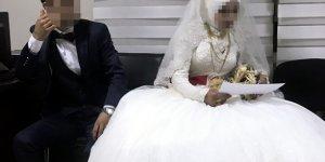 14 yaşındaki kız evlendirilmekten son anda kurtarıldı