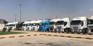 1500 ton unun Irak'a geçişine izin verilmedi