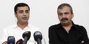 Demirtaş'a 4 yıl 8 ay, Önder'e 3 yıl 6 ay hapis cezası