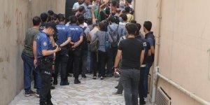 Polis kayıp yakınlarının eylemine izin vermedi