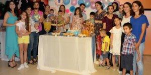 Diyarbakır'ın ilk çocuk parti evi açıldı