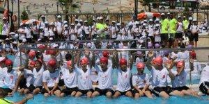 Şanlıurfa'da 3 ayda 45 kişi boğuldu, 4 bin 500 kişi yüzme öğrendi