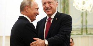 Putin ve Erdoğan, Tahran'daki görüşme sonrasında diyaloğu sürdürme konusunda anlaştı