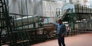 Siirt'te kurulan tesis istihdamı arttırdı