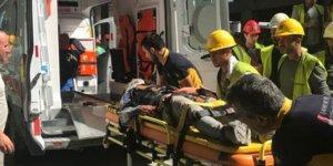 3. Havalimanında yine iş kazası