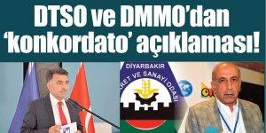 DTSO ve DMMO'dan 'konkordato' açıklaması!