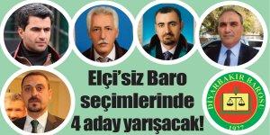 Diyarbakır Barosu'nda seçim heyecanı
