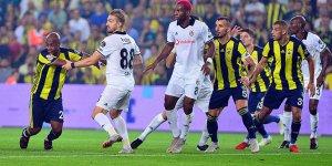 Beşiktaş-Fener derbisi Galatasaray'a yaradı!