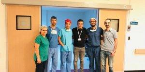 Mardin'de ilk defa kapalı böbrek ameliyatı yapıldı