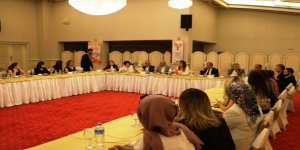 Diyarbakır'da Kadın çalıştayı