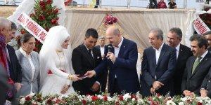 Soylu, Diyarbakır'da: ABD, terör örgütlerine tırlarla mühimmat veriyor