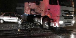 Urfa'da  feci kaza, biri anne karnında 2 çocuk öldü