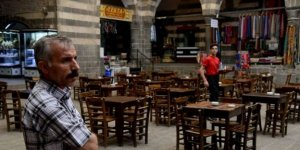 Diyarbakır esnafı af bekliyor