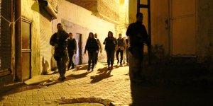 Diyarbakır'da Erdoğan'ın gelişi öncesi asayiş uygulaması