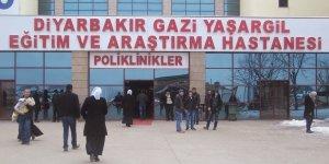 Diyarbakır'daki Hastaneyi tahta kuruları bastı!