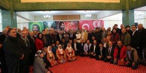 """Tunceli'de """"Uluslararası Sarı Saltık Ocağı Çalıştayı"""" düzenlendi"""