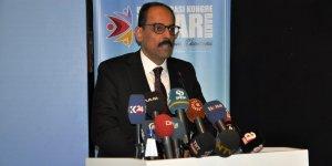 İbrahim Kalın'dan Diyarbakır'da İdlib açıklaması